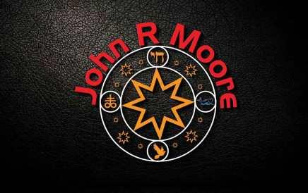 John R Moore Logo
